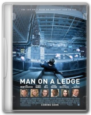 Capa do Filme Man on a Ledge