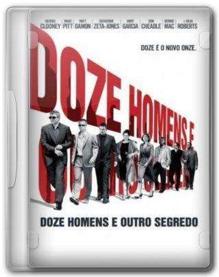 Capa do Filme Doze Homens E Outro Segredo