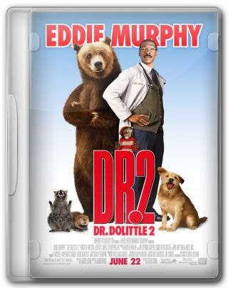 Capa do Filme Dr Dolittle 2