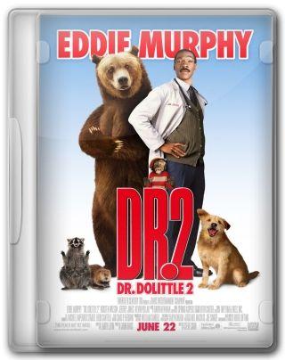 Capa do Filme Dr Dolittle 2