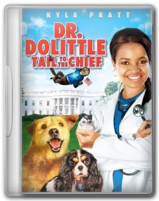 Capa do Filme Dr Dolittle 4