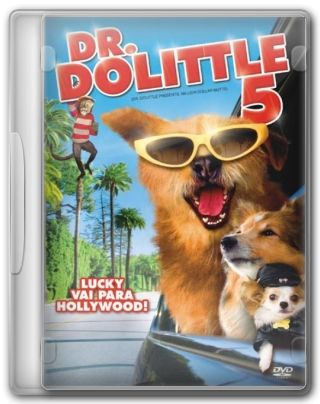 Capa do Filme Dr Dolittle 5