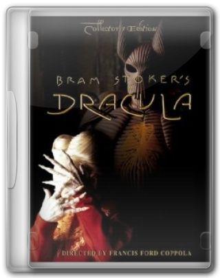 Capa do Filme Drácula de Bram Stoker