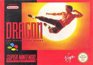 Dragon The Bruce Lee Story SNES ROMS