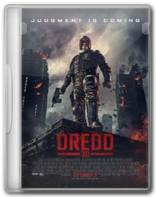 Capa do Filme Dredd 3D