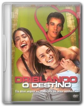 Capa do Filme Driblando o Destino