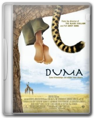 Capa do Filme Duma