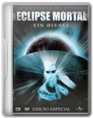 Capa do Filme Eclipse Mortal