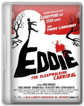 Capa do Filme Eddie: The Sleepwalking Cannibal
