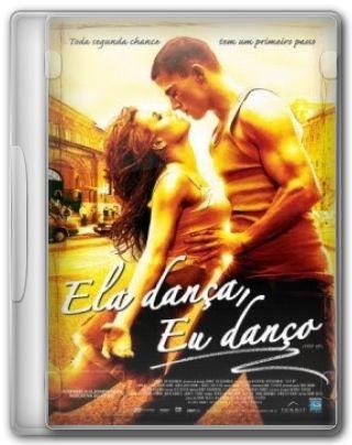 Capa do Filme Ela Dança, Eu Danço