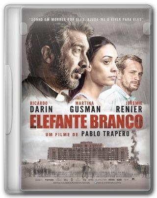 Capa do Filme Elefante Branco