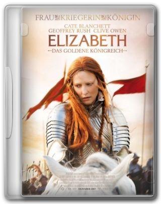Capa do Filme Elizabeth: A Era de Ouro