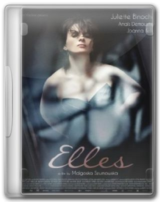 Capa do Filme Elles
