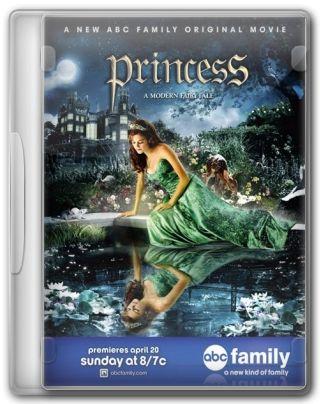 Capa do Filme Em Busca da Princesa dos Mitos