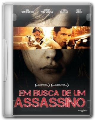 Capa do Filme Em Busca de um Assassino
