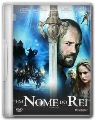 Capa do Filme Em Nome do Rei