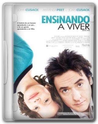 Capa do Filme Ensinando a Viver