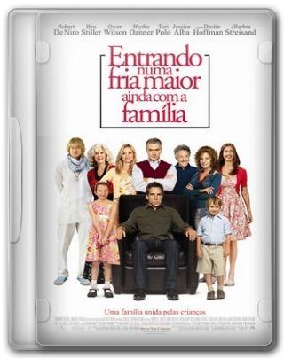 Capa do Filme Entrando Numa Fria Maior Ainda com a Família