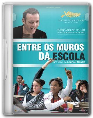 Capa do Filme Entre os Muros da Escola