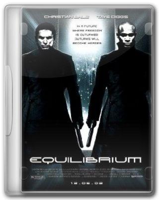 Capa do Filme Equilibrium