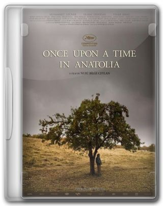 Capa do Filme Era Uma Vez em Anatolia