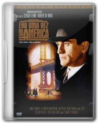 Capa do Filme Era Uma Vez na América