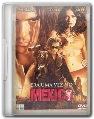 Capa do Filme Era Uma Vez no México