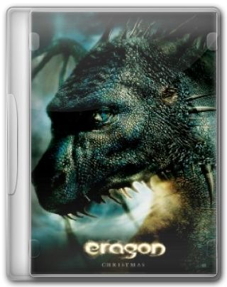 Capa do Filme Eragon