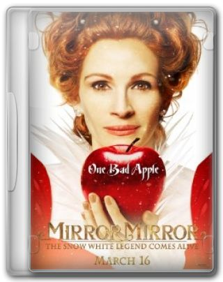 Capa do Filme Mirror Mirror