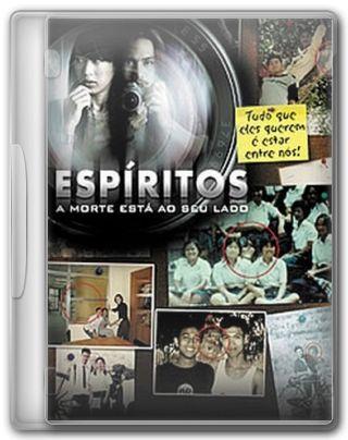 Capa do Filme Espiritos A Morte Está ao Seu Lado