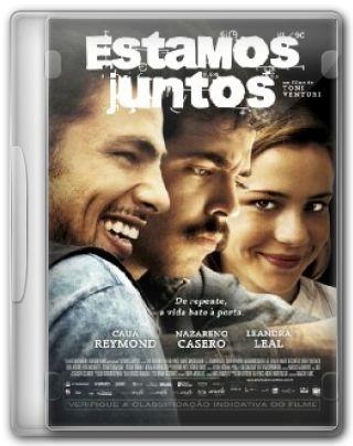 Capa do Filme Estamos Juntos