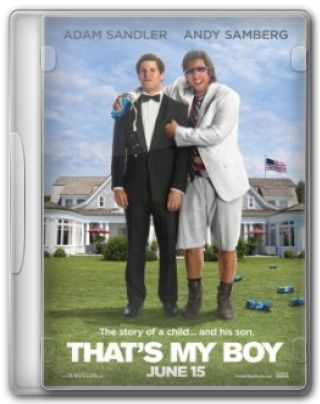 Capa do Filme That's My Boy
