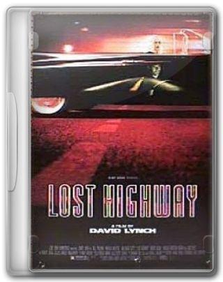 Capa do Filme Estrada Perdida