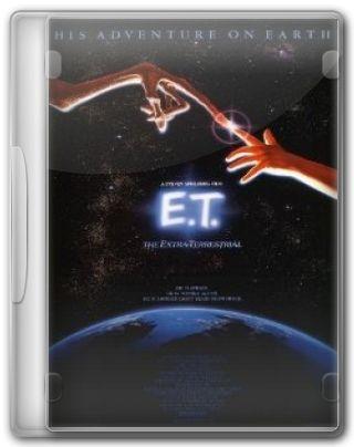 Capa do Filme E T - O Extraterrestre