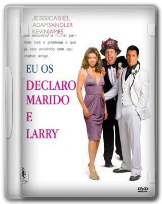 Capa do Filme Eu os Declaro Marido e Larry