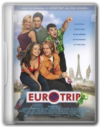 Capa do Filme Eurotrip Passaporte Para a Confusão
