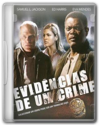 Capa do Filme Evidências de um Crime