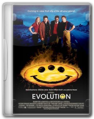 Capa do Filme Evolução