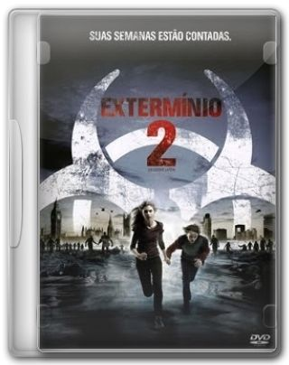 Capa do Filme Extermínio 2