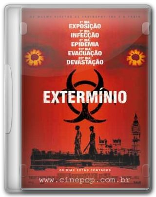 Capa do Filme Extermínio