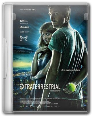 Capa do Filme Extraterrestre