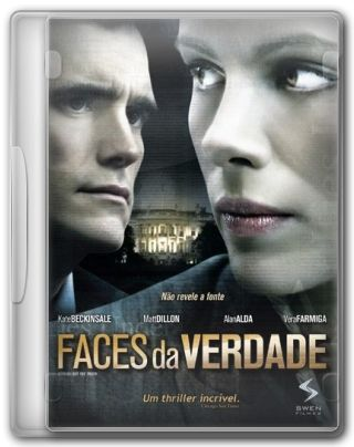 Capa do Filme Faces da Verdade