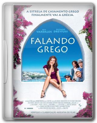 Capa do Filme Falando Grego