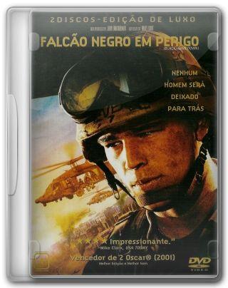 Capa do Filme Falcão Negro em Perigo
