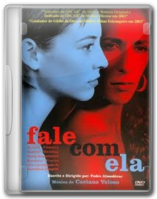 Capa do Filme Fale com Ela