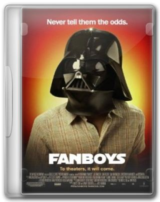 Capa do Filme Fanboys