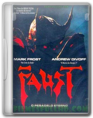 Capa do Filme Faust O Pesadelo Eterno
