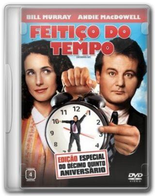 Capa do Filme Feitiço do Tempo