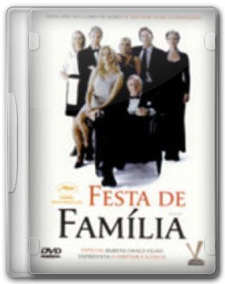 Capa do Filme Festa de Família