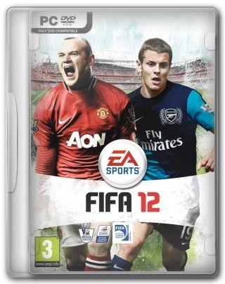 Capa Jogo FIFA 12 PC